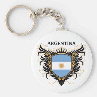 Argentina [personalize] key chain