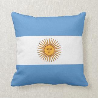 ARGENTINA THROW PILLOWS