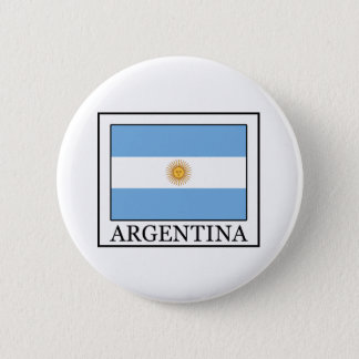 Argentina Pinback Button