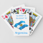 Argentina Playing Cards