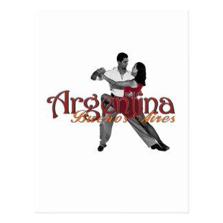Argentina Postcards