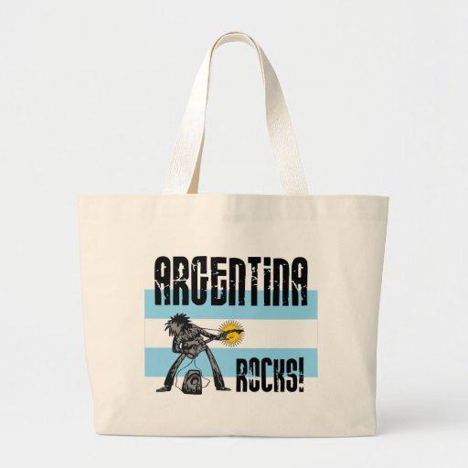 Argentina Rocks Bags