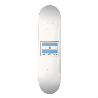 Argentina Skateboard Deck