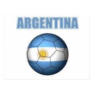 Argentina Soccer 0528 Postcard