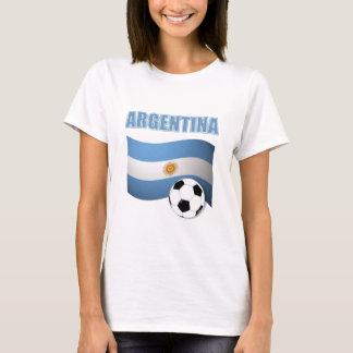 Argentina Soccer 1139 T-Shirt