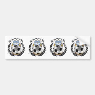 Argentina Soccer 2016 Fan Gear Bumper Sticker