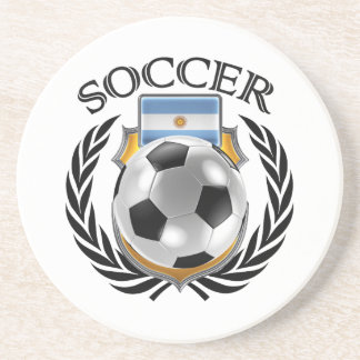 Argentina Soccer 2016 Fan Gear Coaster