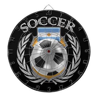 Argentina Soccer 2016 Fan Gear Dart Board