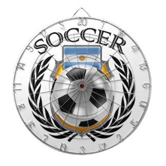 Argentina Soccer 2016 Fan Gear Dartboards