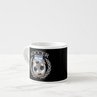 Argentina Soccer 2016 Fan Gear Espresso Cup
