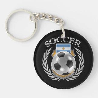 Argentina Soccer 2016 Fan Gear Keychain