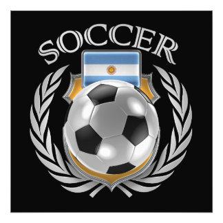 Argentina Soccer 2016 Fan Gear Photo Print