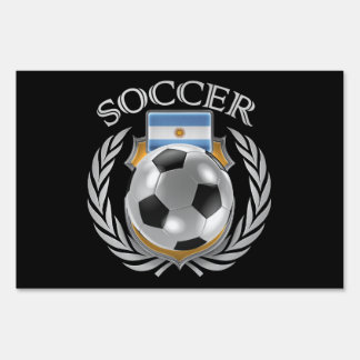 Argentina Soccer 2016 Fan Gear Sign