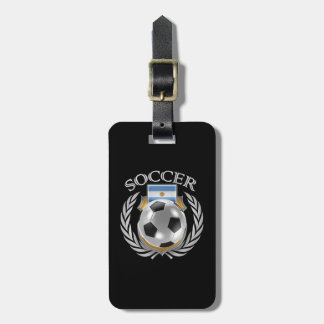 Argentina Soccer 2016 Fan Gear Tag For Luggage