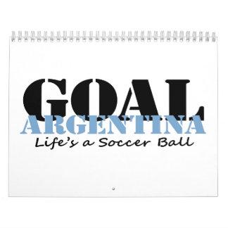 Argentina Soccer Wall Calendars