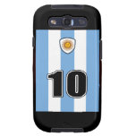 Argentina soccer galaxy SIII cover