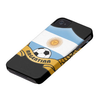 Argentina Soccer iPhone 4/4S Case-Mate B.T. iPhone 4 Cover