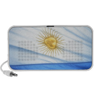 Argentina soccer iPhone speaker