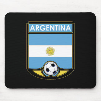 Argentina Soccer Mouse Pad