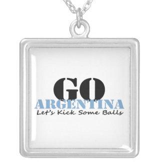 Argentina Soccer Pendants