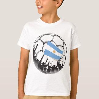 Argentina Soccer or Football Fans T-Shirt