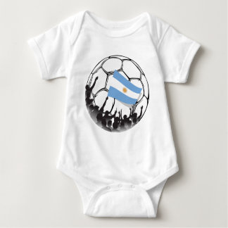 Argentina Soccer or Football Fans Tee Shirt