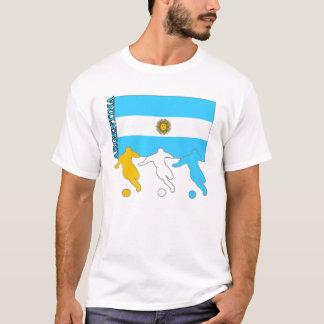 Argentina Soccer Players T-Shirt