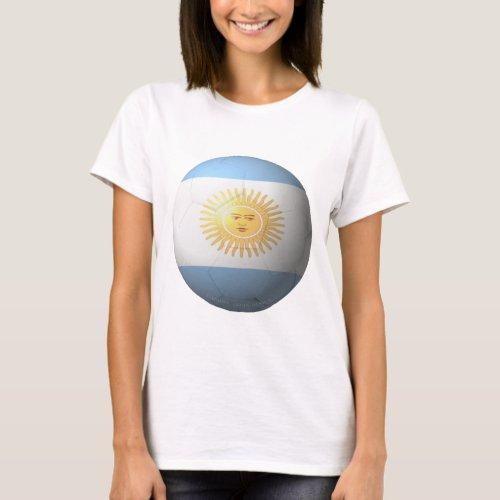 Argentina Soccer T_Shirt