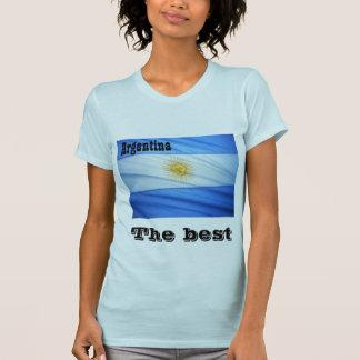 Argentina soccer t shirt