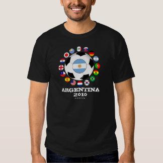 Argentina Soccer T-Shirt World Cup Quarterfinals