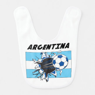 Argentina Soccer Team Bib
