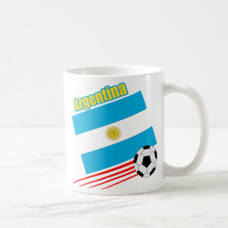 Argentina Soccer Team Coffee Mug