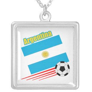 Argentina Soccer Team Pendants