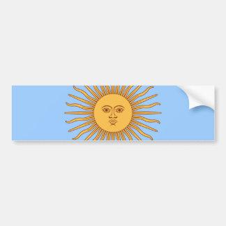 Argentina Sol de Mayo Bumper Stickers