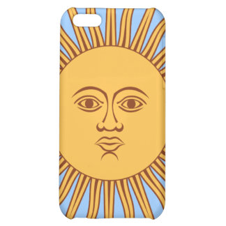"""Argentina """"Sol de Mayo"""" Cover For iPhone 5C"""