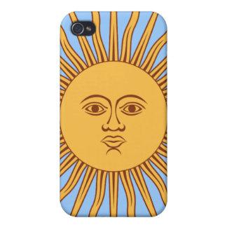 "Argentina ""Sol de Mayo"" iPhone 4/4S Cover"
