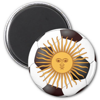 "Argentina ""Sol de Mayo"" Refrigerator Magnets"