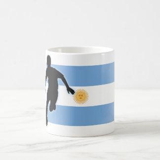 Argentina Striker 3 Mug