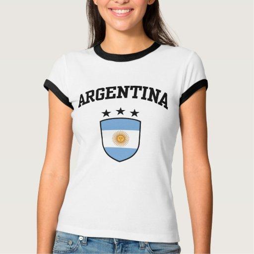 argentina t shirt zazzle