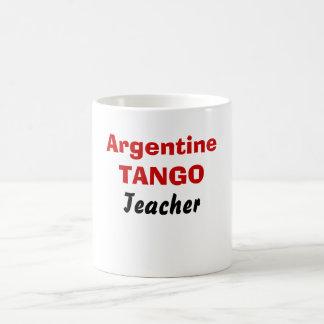Argentina, TANGO, profesor Taza De Café