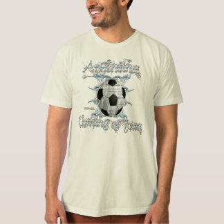 Argentina Tribal Soccer Men's Organic T-Shirt