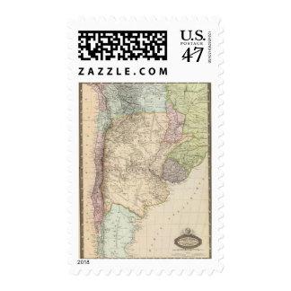 Argentina, Uruguay Postage