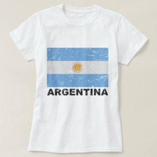 Argentina Vintage Flag T-Shirt