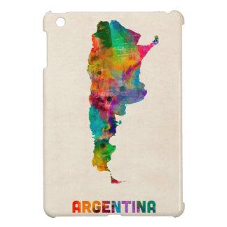 Argentina Watercolor Map iPad Mini Cover