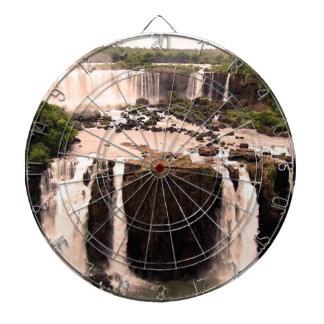 Argentina Waterfalls Dart Board