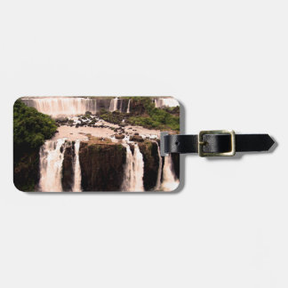 Argentina Waterfalls Tag For Bags