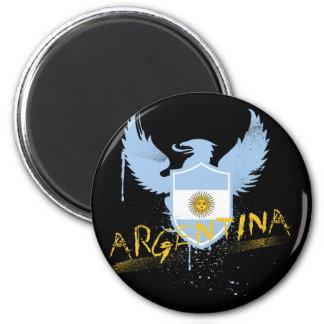 Argentina Winged Fridge Magnets