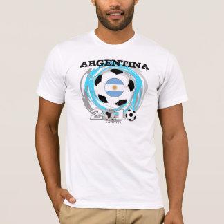 Argentina World Cup T-Shirt Twirl