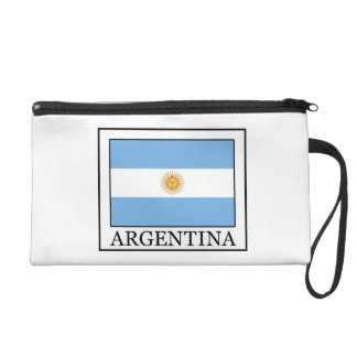 Argentina Wristlet