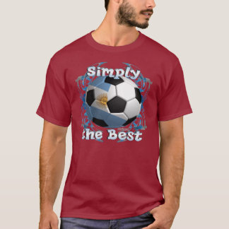 Argentina's Best Men's Dark T-Shirt